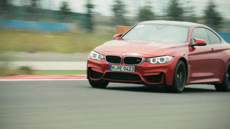BMW M Sürüş Deneyimi
