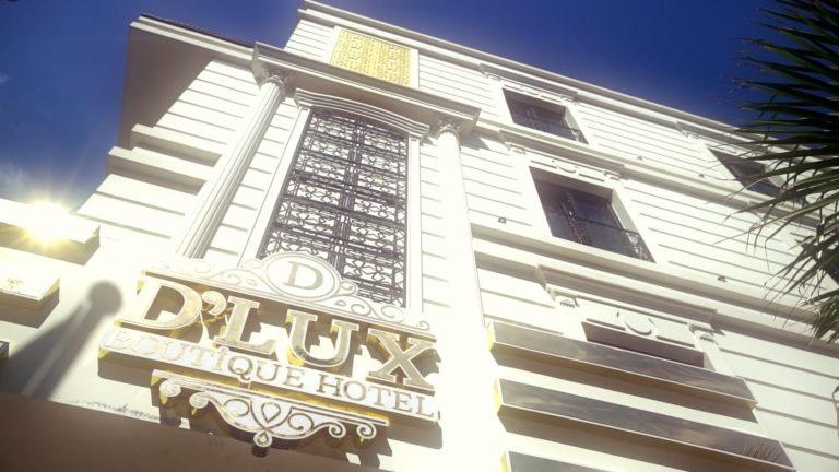 DLuxe Hotel Tanıtım
