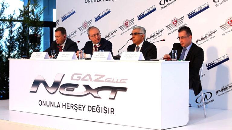 Gazelle Next, Türkiye Lansmanı
