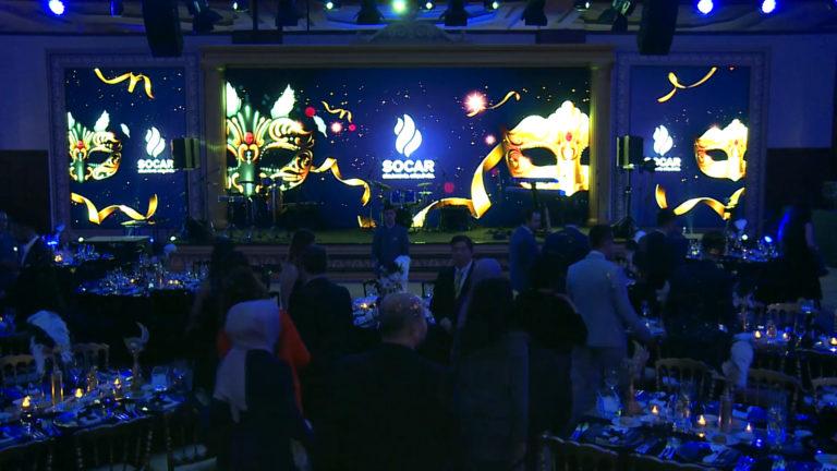 SOCAR Yılbaşı Kutlaması