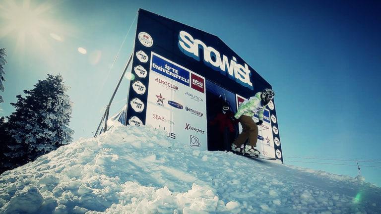 İş Bankası Snowist Festivali 2013