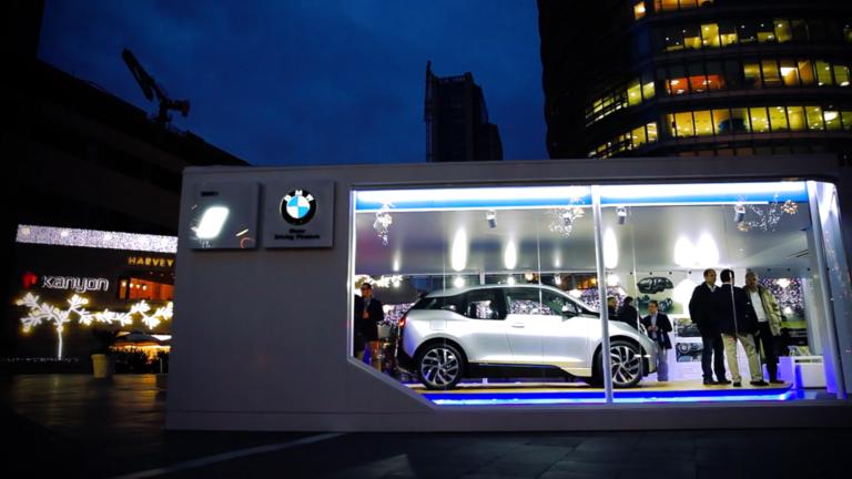 BMW i3, Tanıtım Günleri